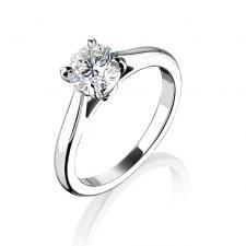 Cartier 1895 SOLITAIRE RING, DIAMOND 1,13CT G/VS1