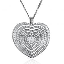 Chopard HAPPY HEART NECKLACE