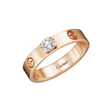 Cartier LOVE SOLITAIRE