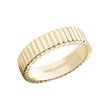 Boucheron QUATRE GROSGRAIN RING