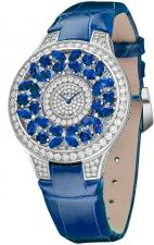 GRAFF / Watches Butterfly / Full Motif Sapphire