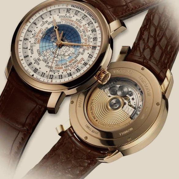 Vacheron Constantin Patrimony Traditionnelle World TimeVacheron Constantin Patrimony Traditionnelle World Time