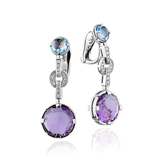 Bvlgari PARENTESI COCTAIL EARRINGS