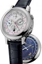 Patek Philippe / Grand Complications / 5002P-001