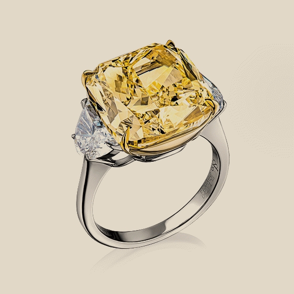 Jacob & Co - 15.61 CT FY/VVS2