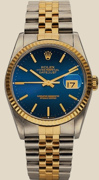Used Rolex Datejust 16233 SSRJ