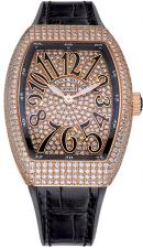 Franck Muller / Master of Complication /  V 35 QZ D CD