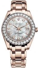 Rolex / Pearlmaster / 81285-0017