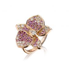 Cartier CARESSE D'ORCHIDEES RING