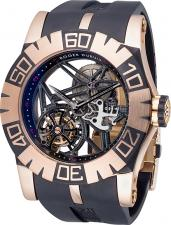 Roger Dubuis /  EasyDiver  / SED48-02SQ-51-00/S90
