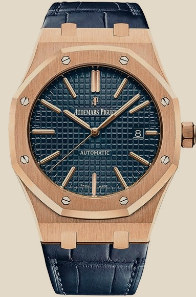 Audemars Piguet - 15400OR.OO.D002CR.03