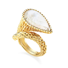 Boucheron SERPENTI BOHEME RING
