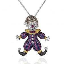 Vendôme CLOWN PENDANT