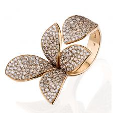 Pasquale Bruni GIARDINI SEGRETI RING, DIAMONDS