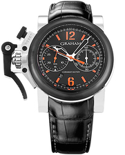 Graham / Chronofighter. / 2OVBV.B42A.K10S