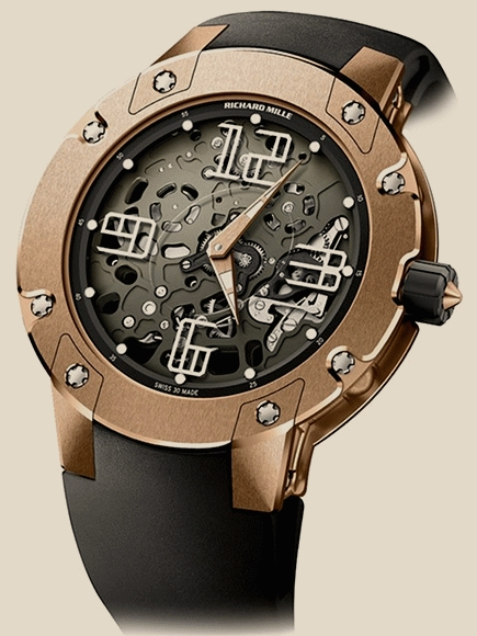 Richard Mille - RM 033 Pink Gold