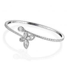 GRAFF DIAMOND BUTTERFLY MOTIF BRACELET