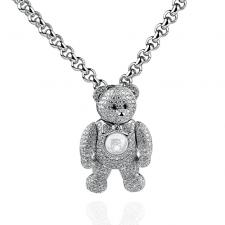 Chopard HAPPY DIAMONDS TEDDY BEAR