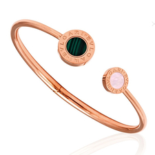Bvlgari ROSE GOLD FLIP LADIES BRACELET