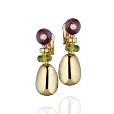 MEDITERRANEAN EDEN SASSI EARRINGS