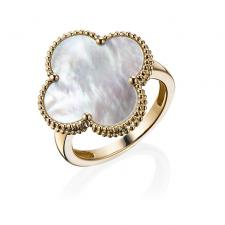 Van Cleef & Arpels. MAGIC ALHAMBRA RING
