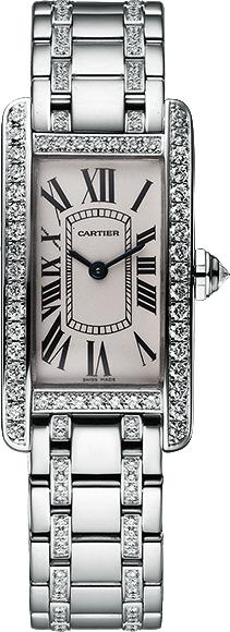 Cartier / Tank / WB7073MP