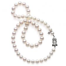 Мikimoto  AKOYA CULTURED PEARL NECKLACE