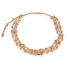 Bvlgari MULTICOLOR NECKLACE
