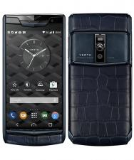 Vertu Pure Navy Alligator