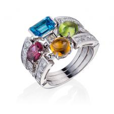 ALLEGRA COLOR COLLECTION RING