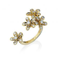 Van Cleef & Arpels. SOCRATE BETWEEN THE FINGER RING