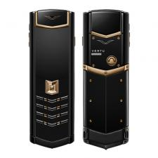 Vertu Signature Red Gold Black DLC