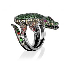 Boucheron CROCODILE RING