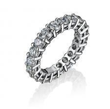 GRAFF ETERNITY RING 4,88 CT
