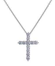 GRAFF CROSS PENDANT MEDIUM MODEL