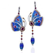 PAPILLON COLLECTION EARRINGS