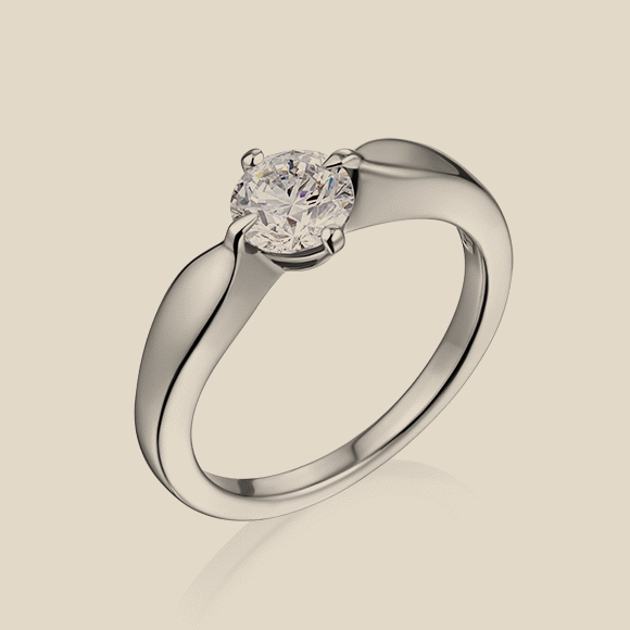 Bvlgari - 0.70 CT D/VS1