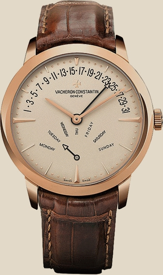 Швейцарские часы Vacheron Constantin Contemporaine Bi-Retrograde Day-Date