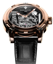 Louis Moinet / Limited Edition. / LM-66.50.50