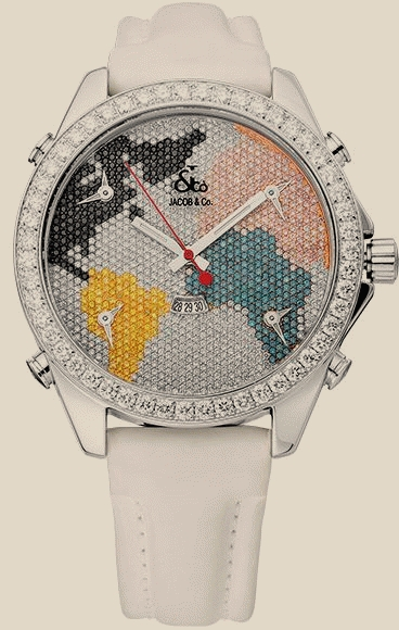 Jacob & Co - Five Time Zone