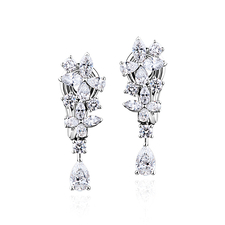 GRAFF BUTTERFLY EARRINGS