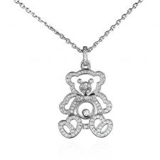 Chopard HAPPY DIAMONDS LITTLE TEDDY BEAR