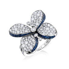 GRAFF PRINCESS BUTTERFLY RING XXL