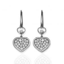 Chopard HAPPY HEARTS EARRINGS
