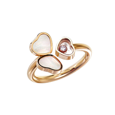 Chopard HAPPY HEARTS WINGS RING