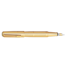 Exception Waterman Solid Gold