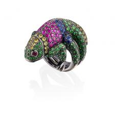 Boucheron MASY, THE CHAMELEON FAMILY