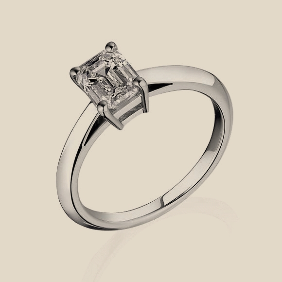 Tiffany & Co - 0.40 CT D/VVS2