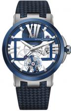 Ulysse Nardin / Executive / 1713-139/43
