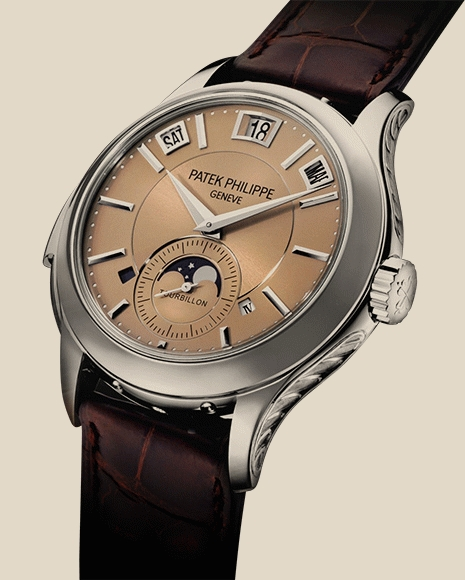купить часы Patek Philippe / Grand Complications / 5207P-001